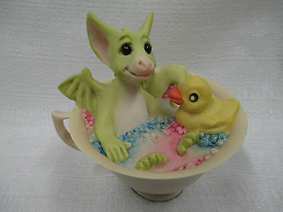 Whimsical World Of Pocket Dragons Bubbles Real Musgrave NIB