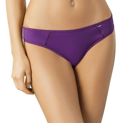 Laura Purple High Quality Cheeky Thong #SL103076 Made in Colombia