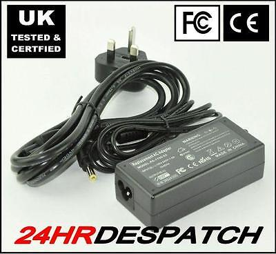 Replacement Gateway Power Supply Charger Adaptor With Lead