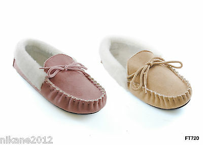 womens ladies moccasins slippers cool  sizes 3/4/5/6/7/8 new girls  boots ers