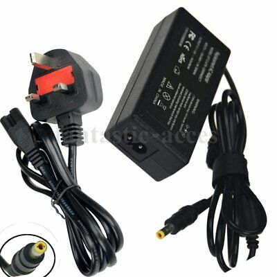 12V 3A 48W Power Supply Adapter Charger For LCD Screen Monitor LED Strip+UK Plug