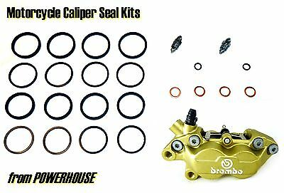 Ducati 916 SPS 916SPS 1997 97 Brembo Goldline front brake caliper seal kit