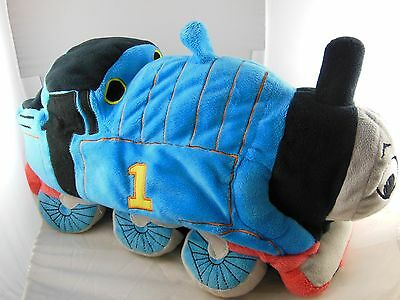 "Adorable  Huggable 15"" Thomas the Tank Engine Plush Pillow Toy Thomas & Friends"