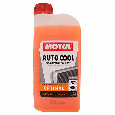 Motul Inugel Optimal Ready To Use Cooling Liquid & Anti Freeze 1 Litre 1L