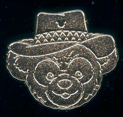 DLR 2012 Hidden Mickey Duffy's Hats Cowboy CHASER Disney Pin 91265