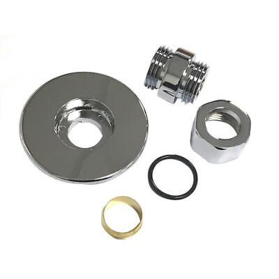 Mira Excel - Compression Fittings Kit - Chrome - 410.47