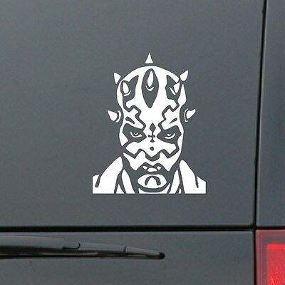 Star Wars Darth Maul #0253 T.V. & Movies Vinyl Sticker Decal Tv