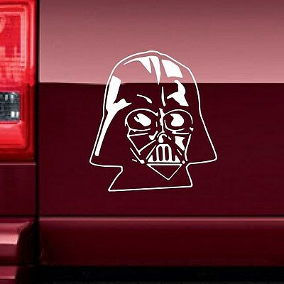 Star Wars Darth Vader #0254 T.V. & Movies Vinyl Sticker Decal Tv