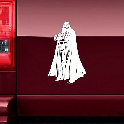 Star Wars Darth Vader #2998 T.V. & Movies Vinyl Sticker Decal Tv