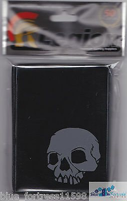 50 LEGION SUPPLIES ICONIC SKULL DECK PROTECTORS CARD SLEEVES MTG WoW POKEMON