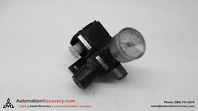 Ckd F1000-8 With Attached Part Number R1000-8-T8 Pneumatic Filter #117154