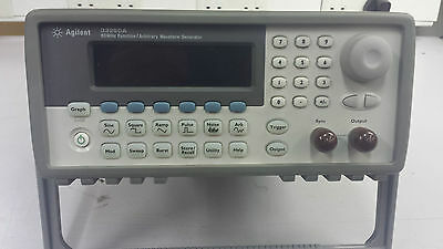 Agilent HP 33250A Function / Arbitrary Waveform Generator 80MHz