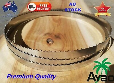 AYAO BUTCHER/ MEAT BAND SAW BANDSAW BLADE 1x 82 1/8''(2085mm) Stainless Steel
