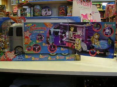Bratz 6 In 1 Cruisin Fun Flashcamper Van Retro Ride