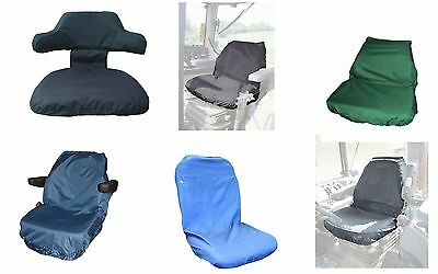 TRACTOR / FORKLIFT /EXCAVATION EQUIPMENT SEAT COVERS (Top Qualtiy)