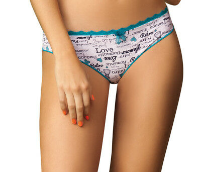 Laura Women's High Quality Seamless Printed Cheeky Thong SL103089