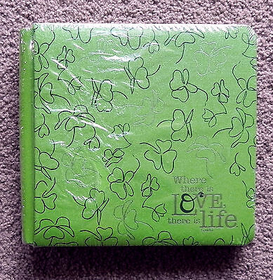 Creative Memories 8x8 Where there is Love there is Life Album Coverset BNIP