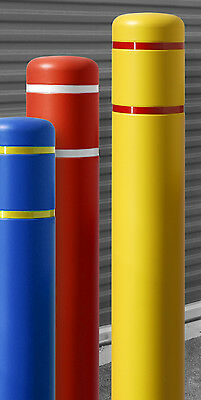 """BRAND NEW! Post/Bollard Cover -7"""" X 60"""" with Two Recessed 3M Reflective Bands"""