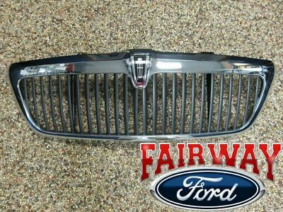 2003 & 2004 Lincoln Aviator OEM Genuine Ford Parts Chrome Grill Grille w/Emblem