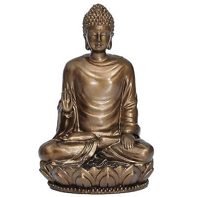 "NEW! 3"" Small Shakyamuni Buddha Figurine Statue Buddhism Gift Travel 1919"