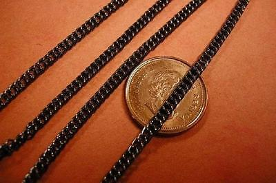 5 feet gunmetal finish curb chain-2715