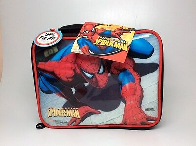 SPIDERMAN LUNCHBOX-By Thermos Co.