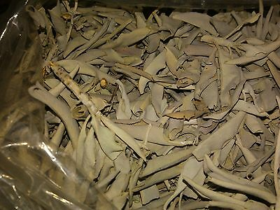 California  White Sage Loose Leafs 5 Oz Package