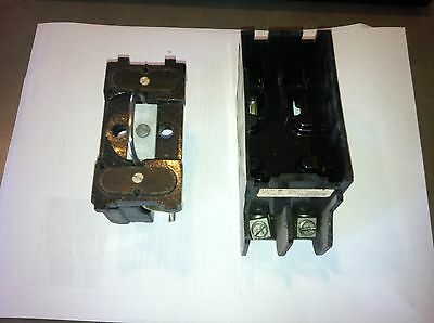 Ge Trc260 Trc 260  Fuse Block And Pullout Fuse Holder 240Volt 60Amp
