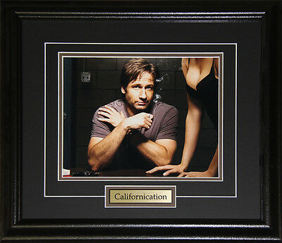 Californication Hank Moody David Duchovny 8x10 frame