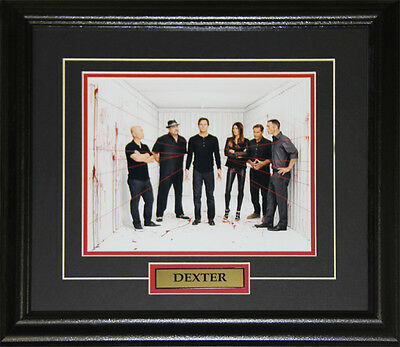 Dexter TV Cast 8x10 frame
