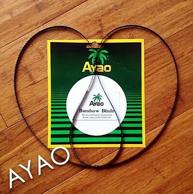 Ayao band saw blade 1x 42 3/4''(1085mm) x1/4''(6.35mm) x 6 TPI Perfect Quality