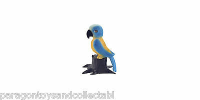 RAINFOREST IN MY POCKET FIGURES - PATRICE THE MACAW with collector card
