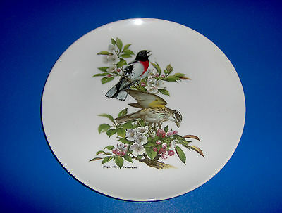 KAISER DECORATIVE BIRD PLATE - ROGER TORY PETERSON