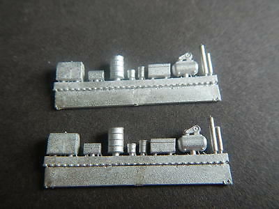 Z Scale Standard Truck and Machine Shop Tools by Showcase Miniatures (4008)