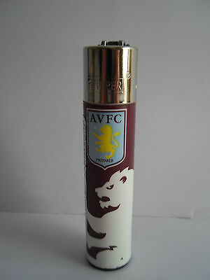 Official Aston Villa FC Clipper Lighter Ideal gift