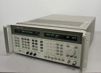 Agilent HP 8665B  High Performance RF Signal Generator 100MHz-6GHz