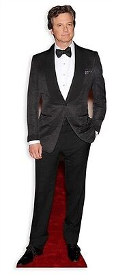 Colin Firth Mr Darcy Actor Lifesize Cardboard Cutout 179cm Tall - Take him Home