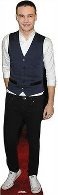 Liam Payne Fun Figure Cardboard Cutout 167cm Tall-Invite him to your Party