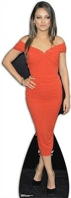 Mila Kunis Actress Fun Cardboard Cutout 165cm Tall-Invite her to your Party!