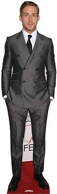Ryan Gosling Actor Cardboard Cutout Figure 185cm Tall-Invite him to your Party!