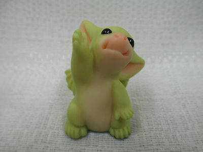 Whimsical World Of Pocket Dragons Shake Hands Real Musgrave NIB