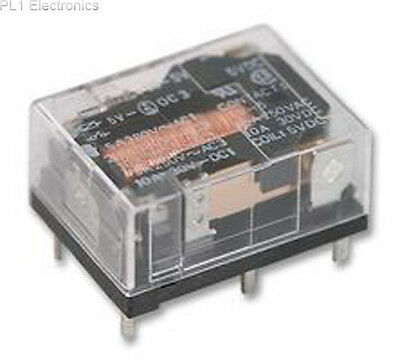 Omron Electronic Components - G6Cu-2117P-Us 5Dc - Relay, Latch, Spst-No/nc, 8A,