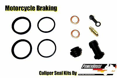 Honda CB500 CB-500-T 1996 96 front brake caliper seal repair rebuild kit