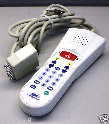 Curbell Medical D3208-EJZ-R0401 Hospital Bed Patient Television Remote Control