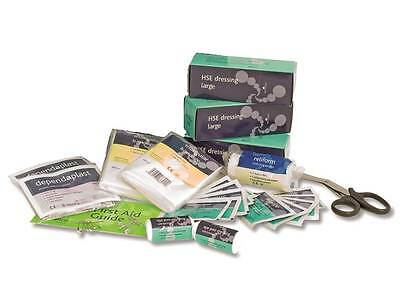 PSV Public Service or Commercial Delivery Vehicle First Aid Refill Kit - OFFER