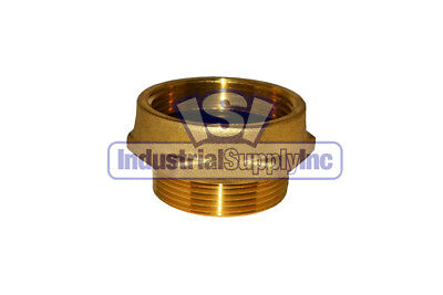 "Fire Hydrant Adapter 1-1/2"" NST(F) x 1-1/2"" NPT(M)"