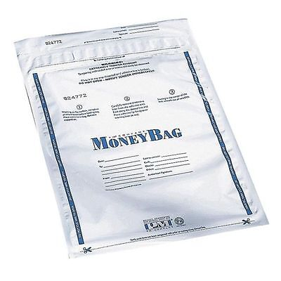 PM Disposable Deposit Money Bags - PMC58001