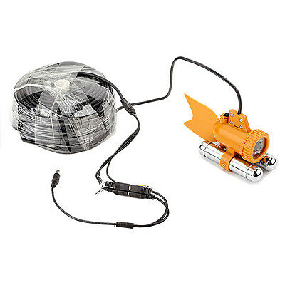 New 165ft Underwater Fishing Camera With 600TVL SONY CCD Camera Fishing Finder