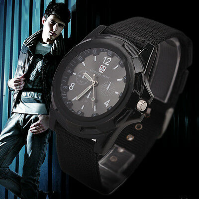 Solider Military Army Sport Style Men's Display Quartz Wrist Watch Gift Hot New