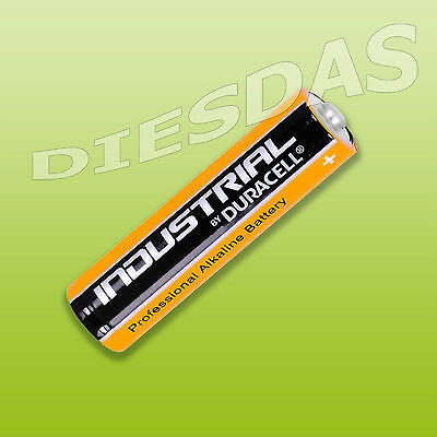 50 Stk. Duracell Industrial Procell AAA Batterie LR03 Micro Bulk lose 50x  x